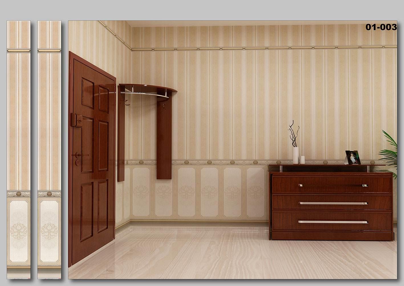 Стеновые панели фото коридор