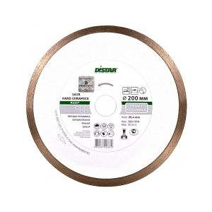 Диск алмаз. DISTAR Hard ceramics 1A1R 125х1,4х22,2